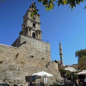 Замок Старого города