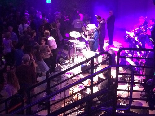 Rockin NYE with Pete Escovedo Orchestra at SFJAZZ