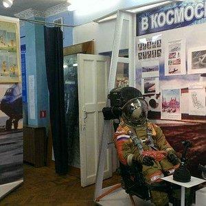 Экспозиции музей