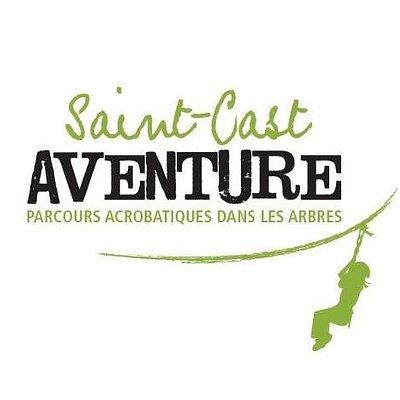 Logo Saint-Cast Aventure