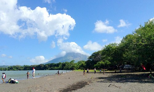 Punta Jesus Maria Beach