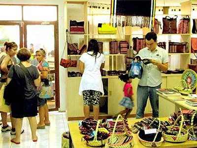 Alola Esperansa, a perfect place to find gifts for your friends and family! stocks quality handi