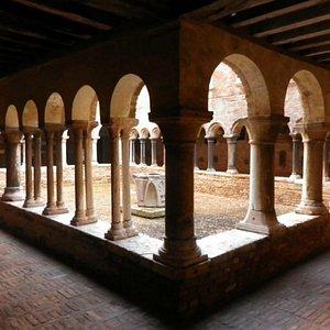 Chiostro di Sant'Apollonia