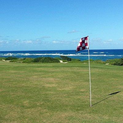 Kahuku Golf Course Hole 7