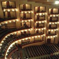 Зал Гранд Опера Майами