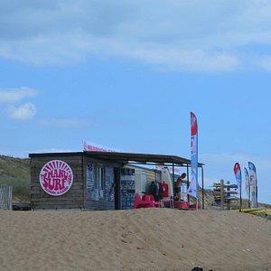 Ecole française de surf MANUSURF Longeville sur Mer