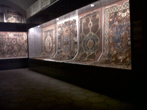 Carpets through the ages