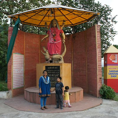 Seek the Blessings of the River Goddess Narmada