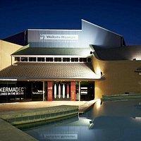 Waikato Museum - Te Whare Taonga o Waikato is open 7 days from 10am - 4.30pm