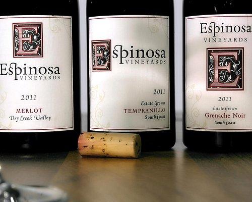Estate Grown Wines