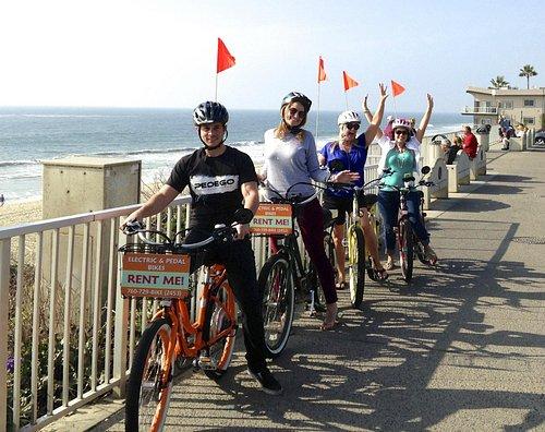 Tour along the scenic coastline