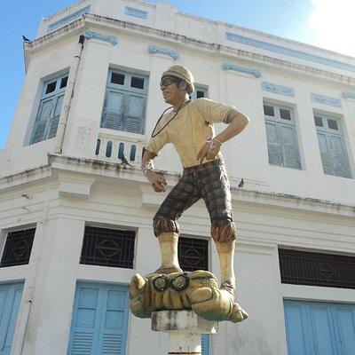 Estatua Chico Science