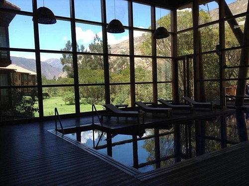 Piscina indoor-outdoor