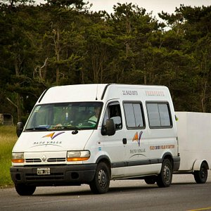 Minibus para viajes
