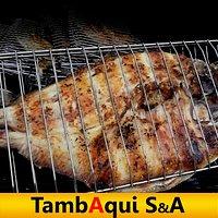 Tambaqui s/ espinha com um sabor inigualável!