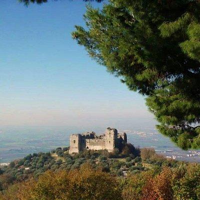 Il Castello di San Felice a Cancello