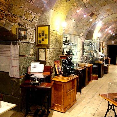 Musée de la Machine à coudre de Fribourg