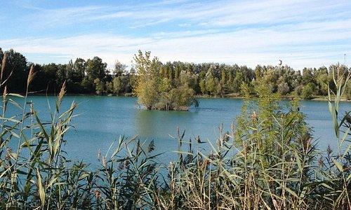 lago moto d'acqua