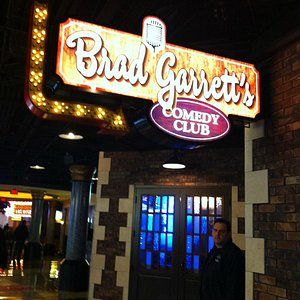 Brad Garrett's