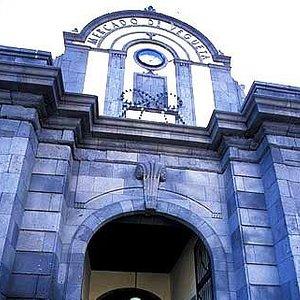 Mercado de Vegueta - main entrance