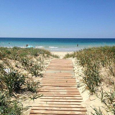 Oltre le dune...Spettacolare.....