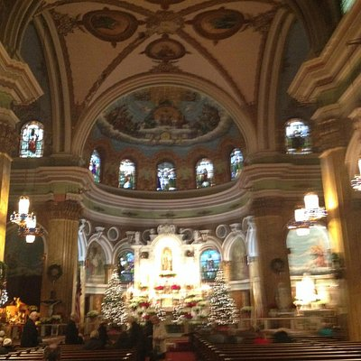 St Joseph's interior