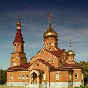 Димитровград, Спасо-Преображенский храм