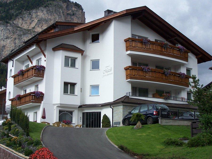 garni hotel mezdi - Hotel Tyrol Selva Di Val Gardena