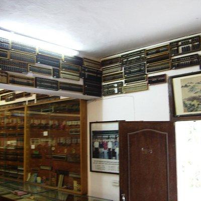 The Abacus Museum, Linhai, China