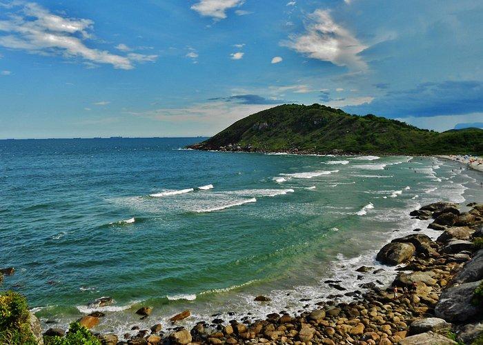 Vista da Praia do Farol