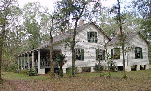 The 1856 Historic Haile Homestead