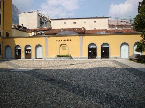 Planetario Città di Lecco  Corso Matteotti 32 Lc