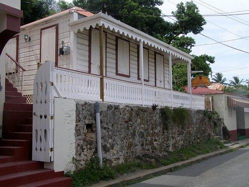 VI Folk Museum, Main Street, Road Town, Tortola, British Virgin Islands