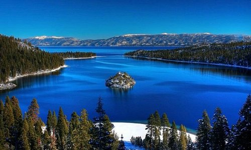 Lake Tahoe's Emerald Bay!
