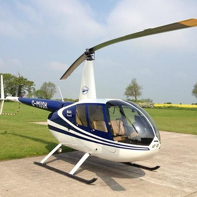 Robinson R44 - Used for trial lessons