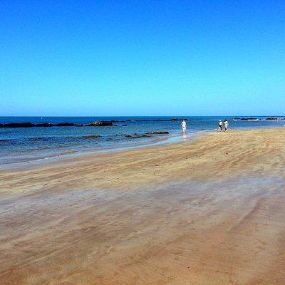 Playa de las Tres Piedras