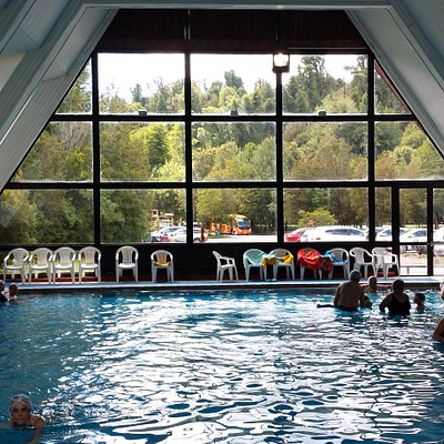piscina techada