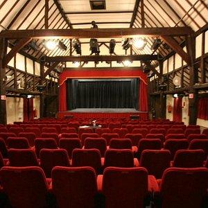 Inside the Barn Theatre