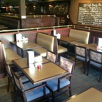 Cozy, Casual Dining