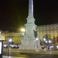 Monument at the square