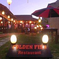 Golden Fish Garden