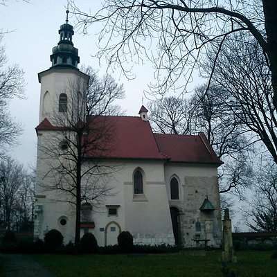 The Church of the Holy Salvator