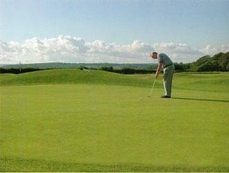 Oak Mead pitch and putt and golf Course