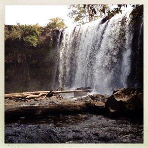 Bousra Falls
