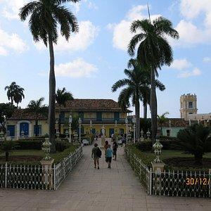 Trinidad - a jewel in Cuba's crown