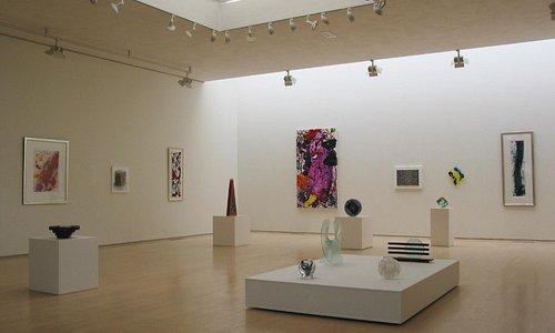 interieur Museum Jan van der Togt