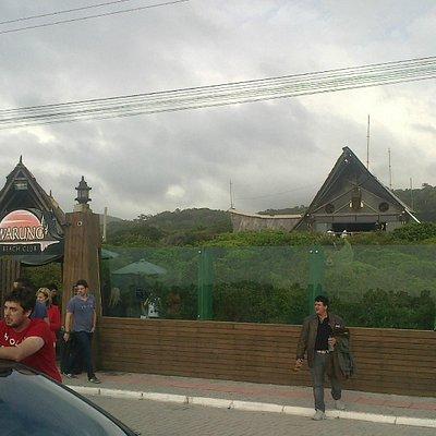 Entrada do Warung
