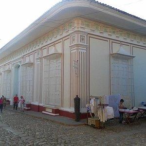 Museo de Historia Municipal de Trinidad, antiguo Palacio Cantero