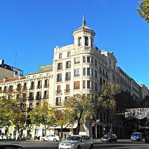 near Plaza Colon