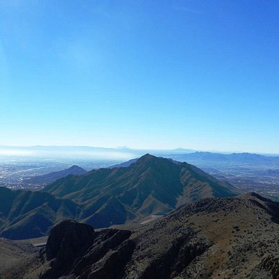Franklin Mountains State Park
